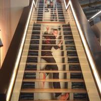 Treppenbeschriftung